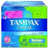 Tampax Compak Super 20 ud