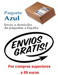 Envios gratis a partir de 100 euros